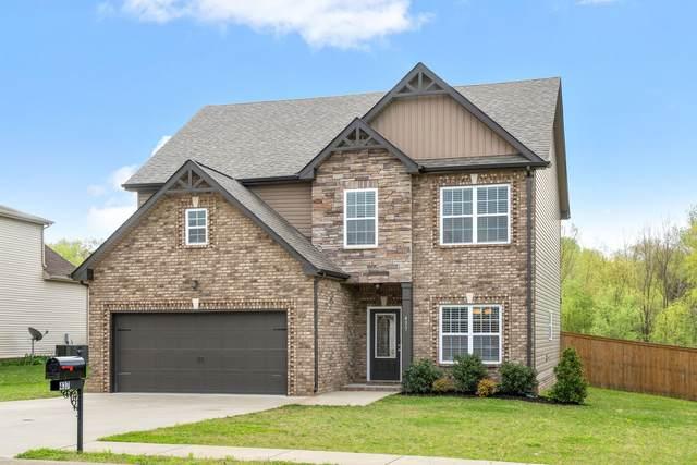 437 Sedgwick Ln, Clarksville, TN 37043 (MLS #RTC2242954) :: The Kelton Group