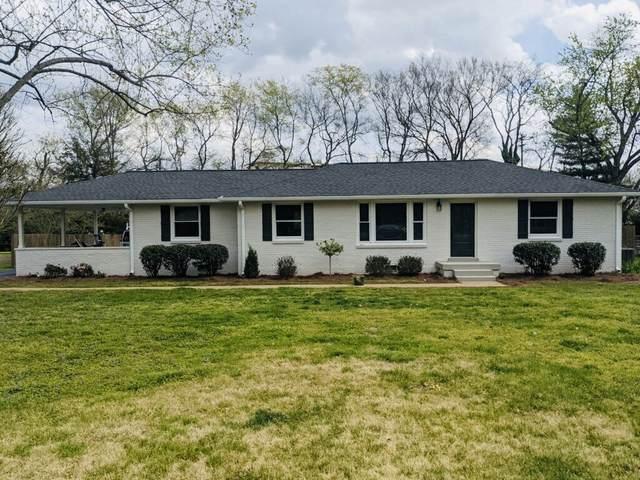 6013 Post Rd, Nashville, TN 37205 (MLS #RTC2242956) :: Village Real Estate
