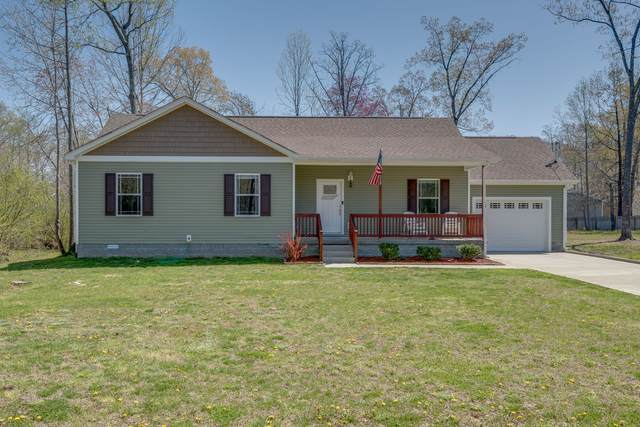 313 Brazzell Ave, Dickson, TN 37055 (MLS #RTC2242982) :: DeSelms Real Estate