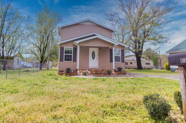 506 S High St, Tullahoma, TN 37388 (MLS #RTC2243018) :: Nashville on the Move