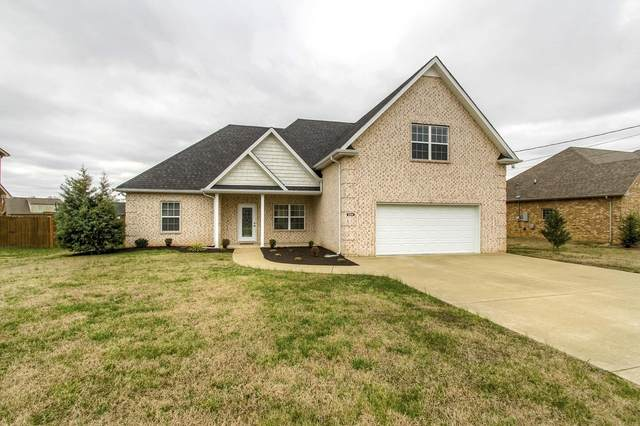 8108 Dave Way, Smyrna, TN 37167 (MLS #RTC2243021) :: EXIT Realty Bob Lamb & Associates