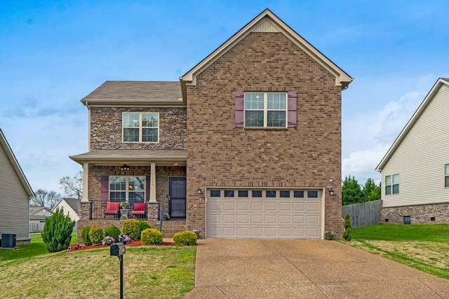 1119 Golf View Way, Spring Hill, TN 37174 (MLS #RTC2243023) :: DeSelms Real Estate