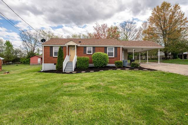 118 Cuniff Dr, Greenbrier, TN 37073 (MLS #RTC2243062) :: Nashville Home Guru