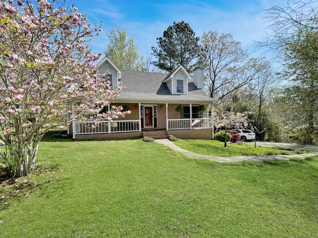 510 Sandy Rd, Dover, TN 37058 (MLS #RTC2243086) :: Village Real Estate