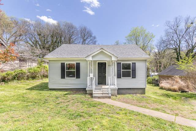 523 Glenn St, Clarksville, TN 37040 (MLS #RTC2243090) :: Team Jackson | Bradford Real Estate