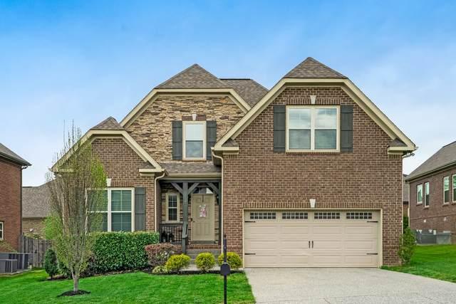 1003 Foust Court, Spring Hill, TN 37174 (MLS #RTC2243098) :: Nashville Home Guru