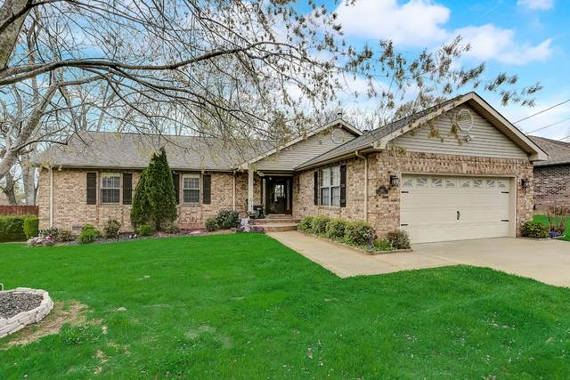 1613 Jacksons Valley Pl, Hermitage, TN 37076 (MLS #RTC2243115) :: Platinum Realty Partners, LLC