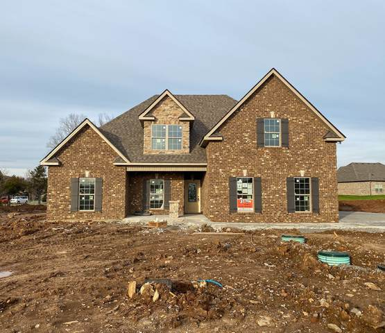1102 Escalade Court, Lascassas, TN 37085 (MLS #RTC2243118) :: Nashville on the Move