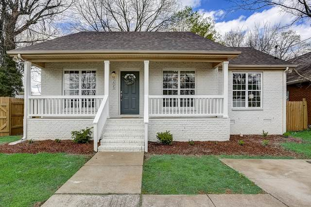 205 Garner Ave, Madison, TN 37115 (MLS #RTC2243121) :: Nashville on the Move
