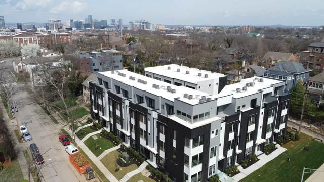 1642 19th Ave S #09, Nashville, TN 37212 (MLS #RTC2243128) :: DeSelms Real Estate