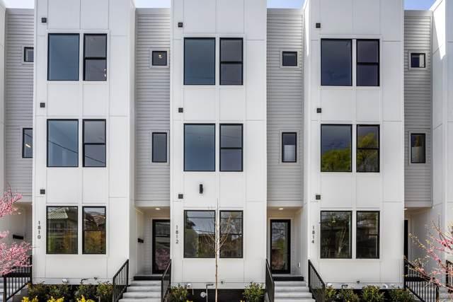 1814 Wedgewood Ave #17, Nashville, TN 37212 (MLS #RTC2243129) :: DeSelms Real Estate