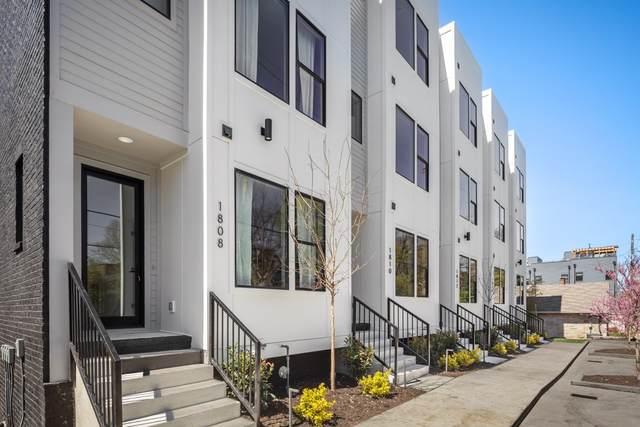 1812 Wedgewood Ave #18, Nashville, TN 37212 (MLS #RTC2243130) :: DeSelms Real Estate