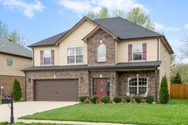 663 Sturdivant Dr, Clarksville, TN 37042 (MLS #RTC2243140) :: Team Wilson Real Estate Partners