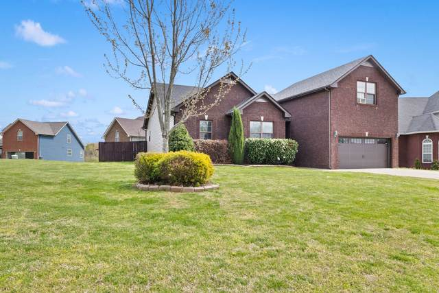 2267 Ellington Gait Dr, Clarksville, TN 37043 (MLS #RTC2243228) :: Kimberly Harris Homes