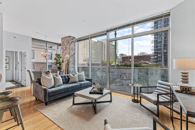 301 Demonbreun St. #716, Nashville, TN 37201 (MLS #RTC2243258) :: DeSelms Real Estate