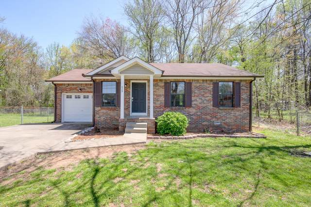 423 Donna Dr, Clarksville, TN 37042 (MLS #RTC2243273) :: The DANIEL Team | Reliant Realty ERA