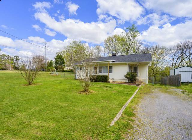 303 Cliffside Ave, Shelbyville, TN 37160 (MLS #RTC2243302) :: Keller Williams Realty