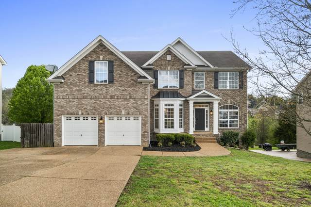 877 Loretta Dr, Goodlettsville, TN 37072 (MLS #RTC2243325) :: Michelle Strong