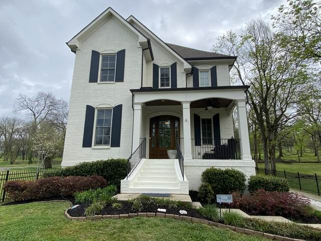 828 W Argyle Ave A, Nashville, TN 37203 (MLS #RTC2243335) :: John Jones Real Estate LLC