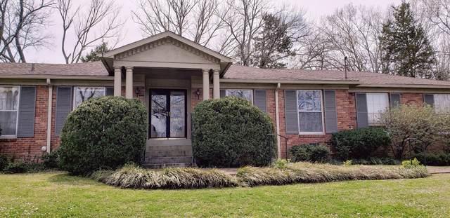 1401 Burton Valley Rd, Nashville, TN 37215 (MLS #RTC2243337) :: Cory Real Estate Services