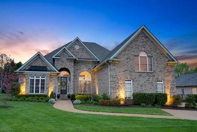 9712 Amethyst Ln, Brentwood, TN 37027 (MLS #RTC2243357) :: Nashville Home Guru