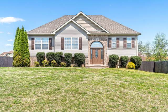 1265 Apple Blossom Rd, Clarksville, TN 37042 (MLS #RTC2243370) :: Platinum Realty Partners, LLC