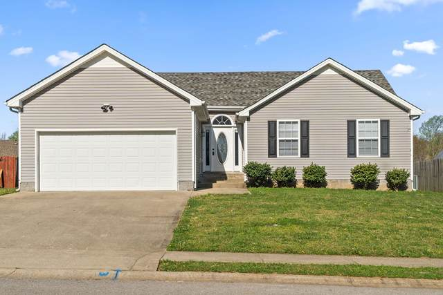 1368 Constitution Dr, Clarksville, TN 37042 (MLS #RTC2243373) :: Nashville on the Move