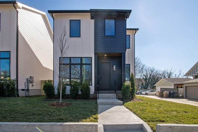 1011 Garfield St, Nashville, TN 37208 (MLS #RTC2243420) :: Team Wilson Real Estate Partners