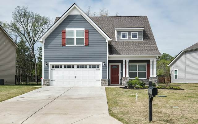1266 Cotillion Dr, Murfreesboro, TN 37128 (MLS #RTC2243438) :: Team George Weeks Real Estate
