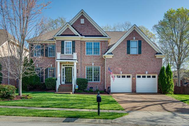 1016 Bitticks Crk, Nolensville, TN 37135 (MLS #RTC2243487) :: Team Wilson Real Estate Partners
