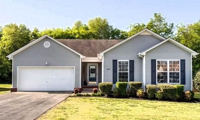 1606 Wellington Dr, Columbia, TN 38401 (MLS #RTC2243491) :: Nashville Home Guru