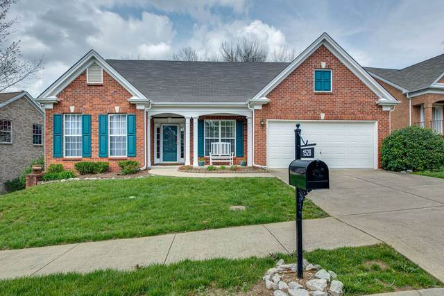 1528 Gesshe Ct, Brentwood, TN 37027 (MLS #RTC2243496) :: RE/MAX Homes And Estates
