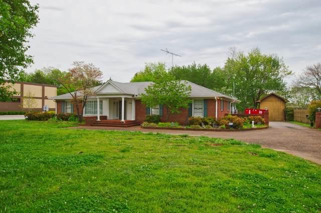 2202 Memorial Blvd, Murfreesboro, TN 37129 (MLS #RTC2243506) :: EXIT Realty Bob Lamb & Associates