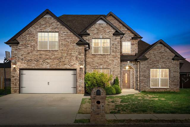 2537 Remington Trce, Clarksville, TN 37043 (MLS #RTC2243541) :: The Helton Real Estate Group