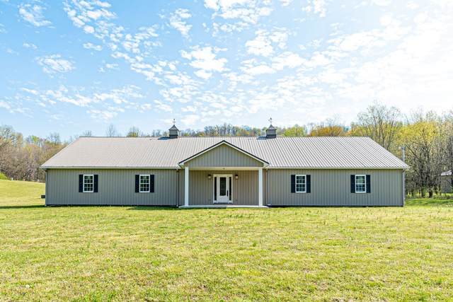 740 Old Buffalo Valley Rd, Silver Point, TN 38582 (MLS #RTC2243550) :: Village Real Estate