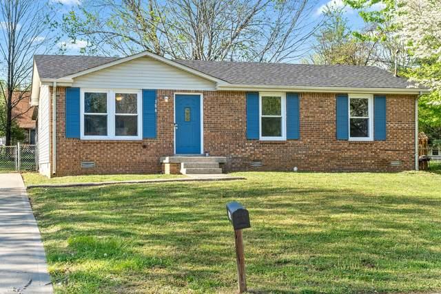 384 Elaine Dr, Clarksville, TN 37042 (MLS #RTC2243583) :: Team Jackson | Bradford Real Estate