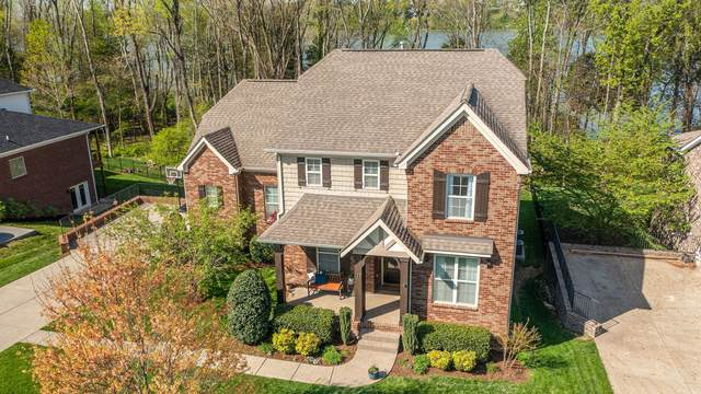 135 Windmill Pointe Cir, Hendersonville, TN 37075 (MLS #RTC2243635) :: Nashville on the Move