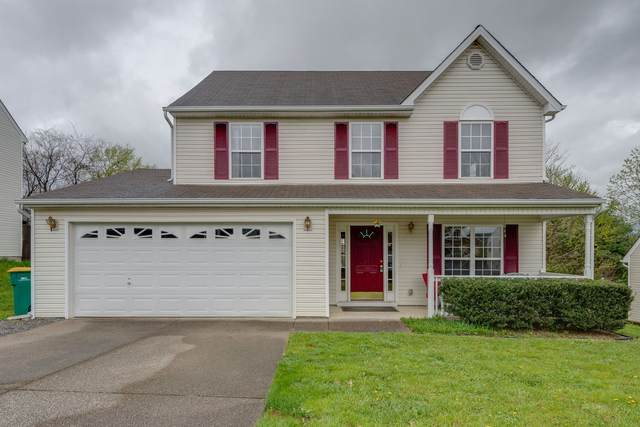 1034 Vanguard Dr, Spring Hill, TN 37174 (MLS #RTC2243667) :: Christian Black Team