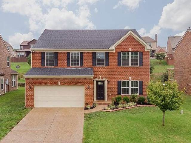 276 Cobblestone Lndg, Mount Juliet, TN 37122 (MLS #RTC2243678) :: Nashville on the Move