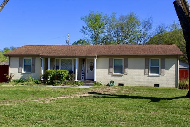 101 Rainbow St, Clarksville, TN 37042 (MLS #RTC2243759) :: Village Real Estate