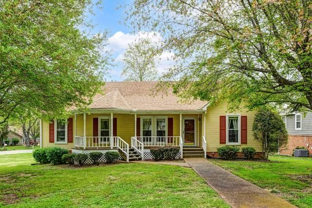 1172 Hunters Chase Dr, Franklin, TN 37064 (MLS #RTC2243786) :: Nelle Anderson & Associates