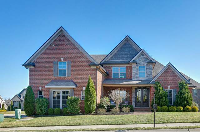 4005 Canberra Dr, Spring Hill, TN 37174 (MLS #RTC2243799) :: Nashville on the Move