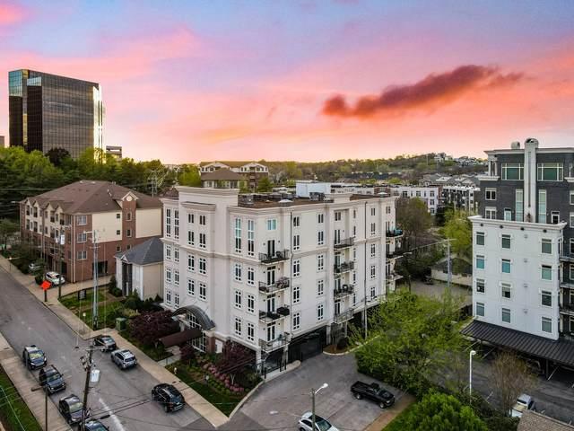 3014 Hedrick St #303, Nashville, TN 37203 (MLS #RTC2243807) :: Ashley Claire Real Estate - Benchmark Realty