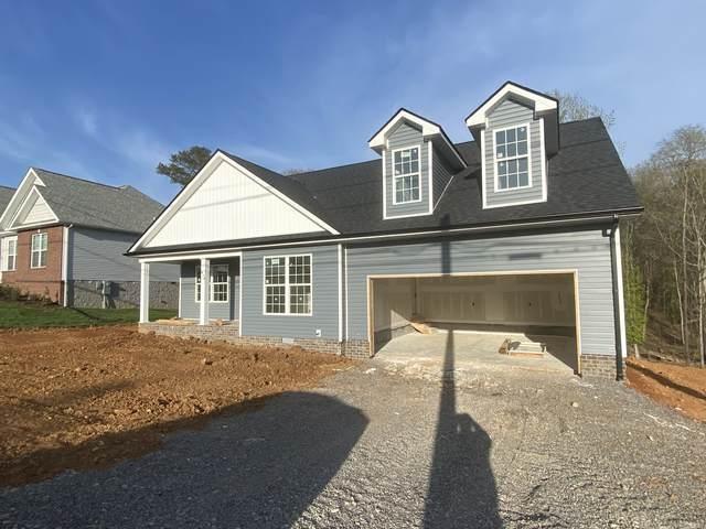 424 Hawkins Rd, Clarksville, TN 37040 (MLS #RTC2243823) :: Trevor W. Mitchell Real Estate