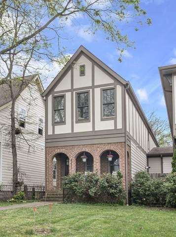 4211 Dakota Ave, Nashville, TN 37209 (MLS #RTC2243858) :: Real Estate Works