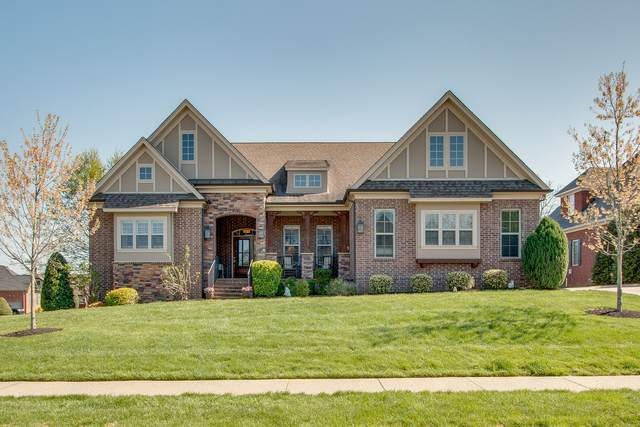 4101 Owen Watkins Ct, Franklin, TN 37067 (MLS #RTC2243882) :: Felts Partners