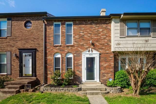 320 Huntington Ridge Dr, Nashville, TN 37211 (MLS #RTC2243897) :: Team Jackson | Bradford Real Estate