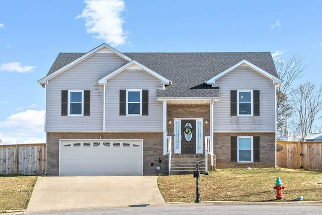 1885 Sherman Ct, Clarksville, TN 37042 (MLS #RTC2243902) :: RE/MAX Fine Homes