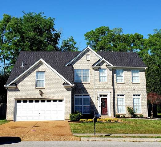 1002 Williford Ct, Spring Hill, TN 37174 (MLS #RTC2243906) :: Team Jackson | Bradford Real Estate