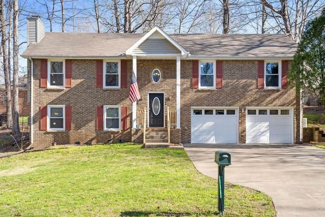 215 Pine Mountain Rd, Clarksville, TN 37042 (MLS #RTC2243920) :: The Helton Real Estate Group
